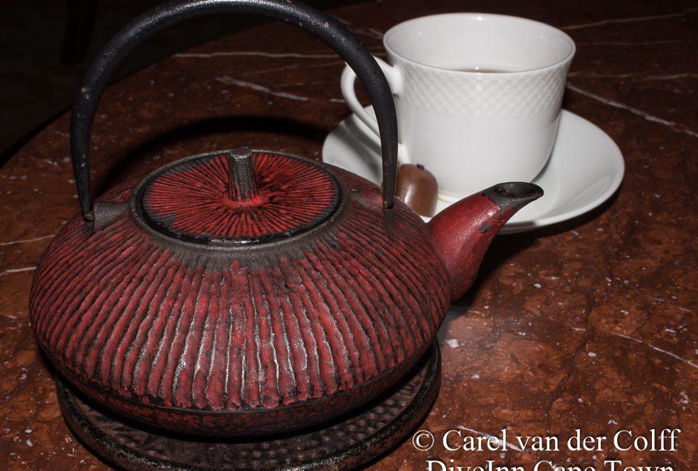 High Tea in Cape Town – Taj Hotel